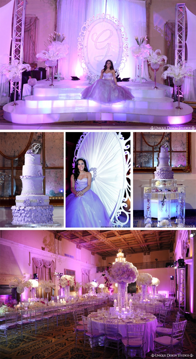 Quince world quinceanera budget calculator birthday for Quinceanera decoration