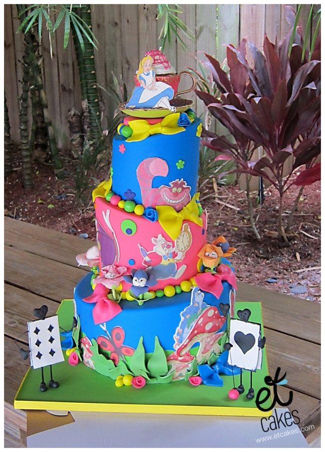 Miami Custom Birthday Cakes Modern And Unique By