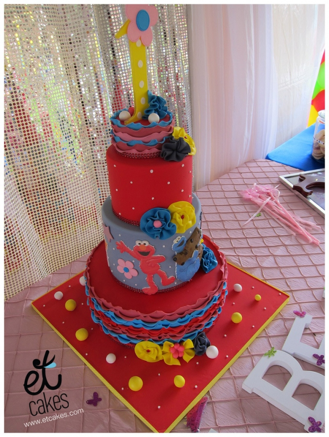 Cake Design Hialeah : Miami s Custom Birthday Cakes Elegant Temptations