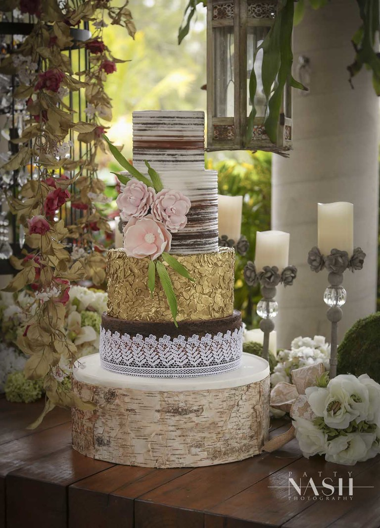 Custom Wedding Cakes Miami