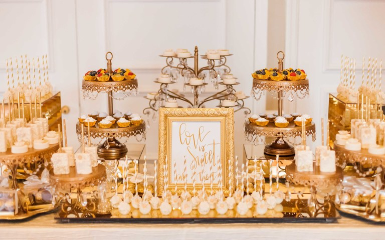 Sweet  Cake Table Ideas