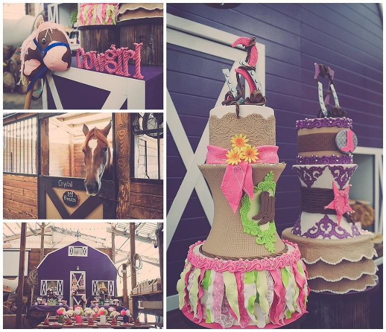 Superb Cowgirl Birthday Cake Jackie Ohh Events Miami Custom Cakes Personalised Birthday Cards Bromeletsinfo