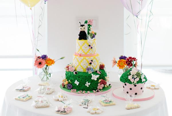 Miamis Custom Birthday Cakes Elegant Temptations
