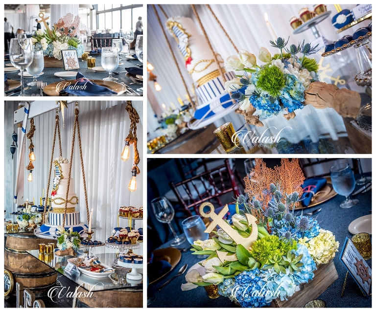 Leos Baby Shower Cake Valash Events Elegant Temptations