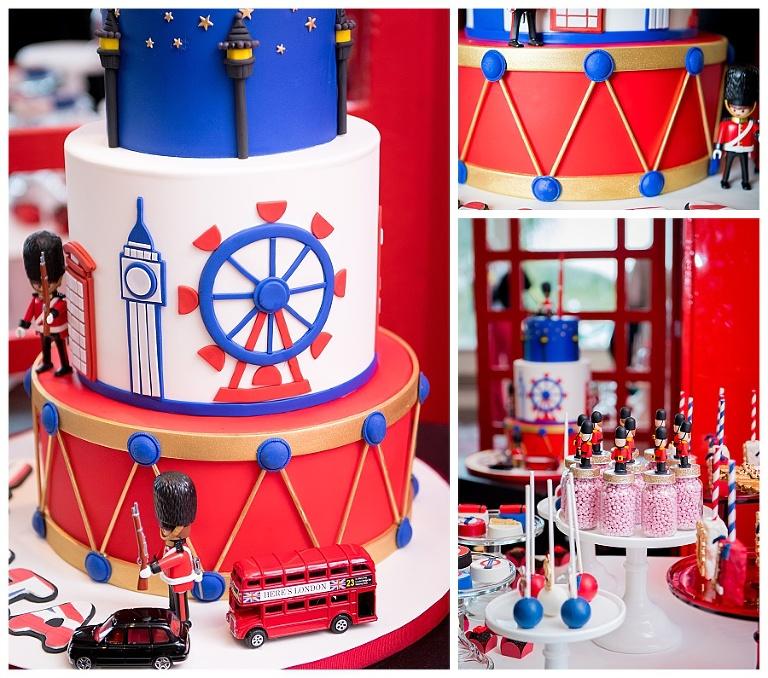 Thalia's 1st Birthday Cake.