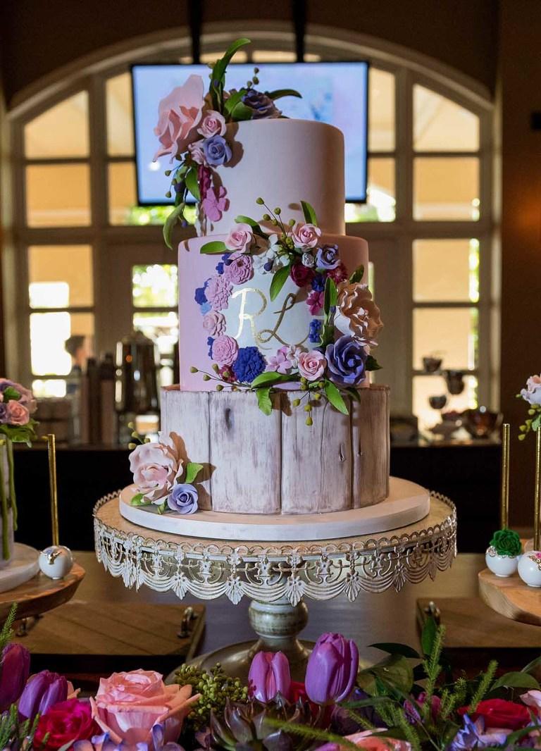 Palm Beach Area Wedding Cakes