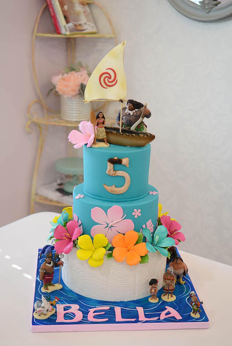 Enjoyable Miamis Best Birthday Cakes Elegant Temptations Bakery Funny Birthday Cards Online Hendilapandamsfinfo