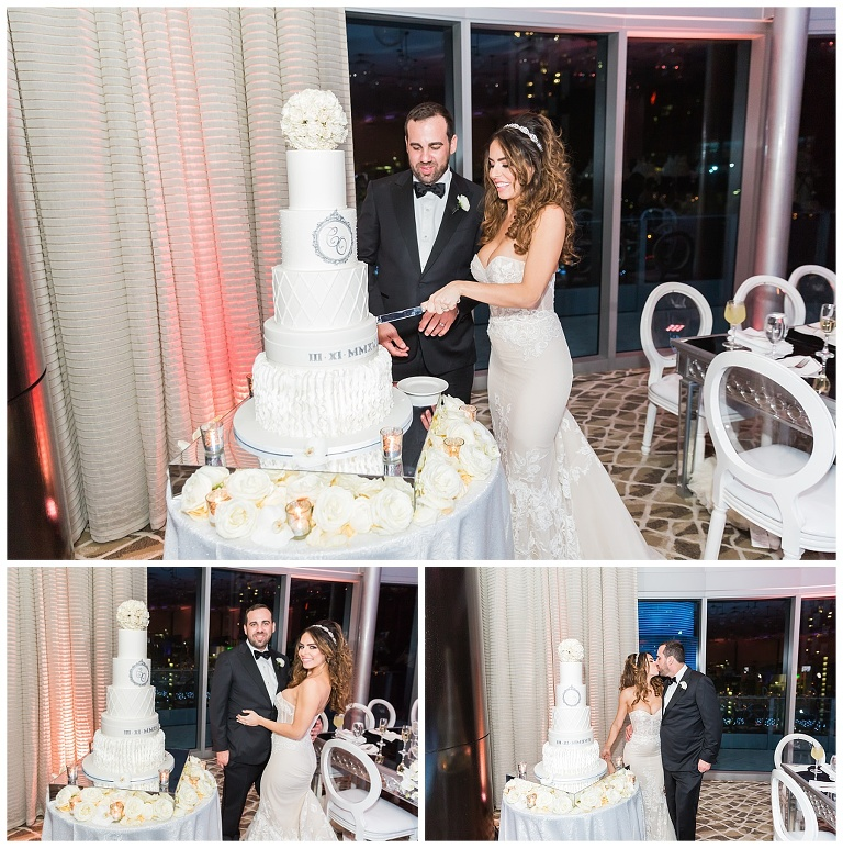 wedding cakes in miami cristina and omar s wedding cake epic hotel 24703