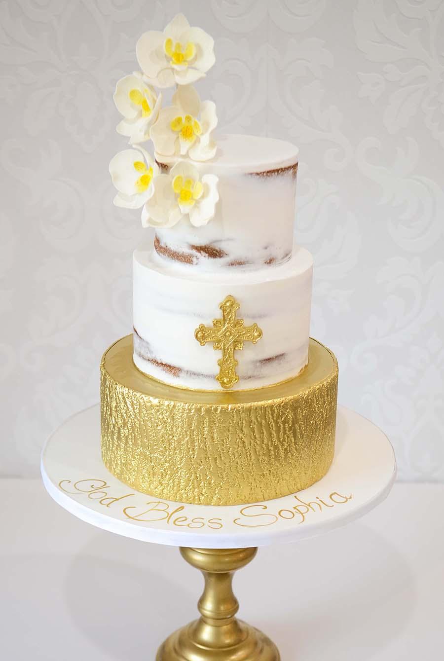 Miami Religious Cakes | First Communion Cakes | Baptism Cakes 2018