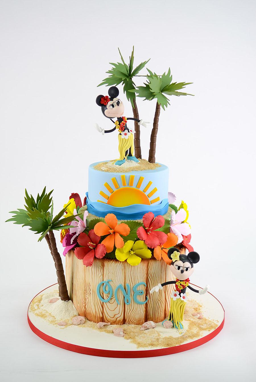 Surprising Elegant Temptations Bakery First Birthday Cakes Funny Birthday Cards Online Hendilapandamsfinfo