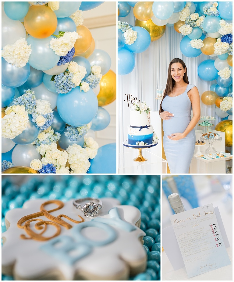 Baby Shower In Miami: Brie And Ryan's Baby Shower