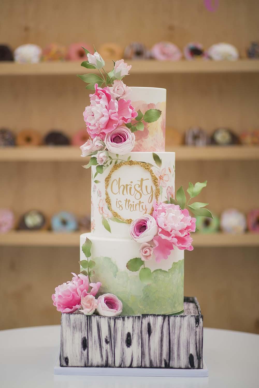 Terrific Adult Birthday Cakes Elegant Temptations Bakery Personalised Birthday Cards Epsylily Jamesorg